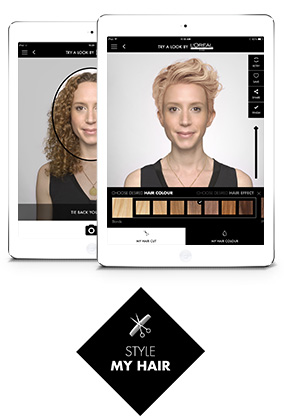 The Best Hair Colour For Me LOréal Professionnel - Hairstyle colour app