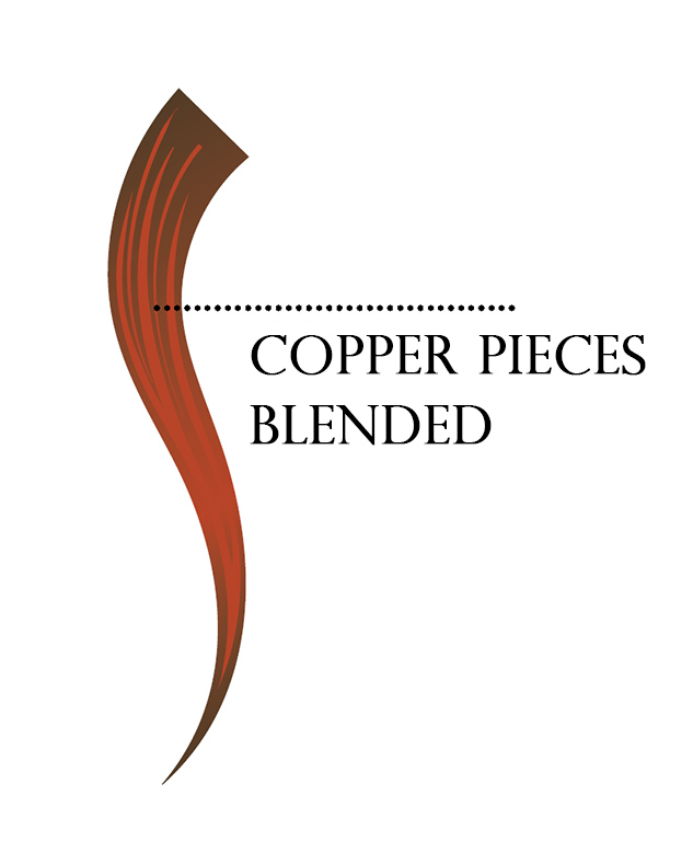 Diagram of copper hair strobing