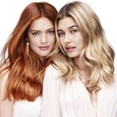 Emmy Rappe and Hailey Baldwin