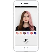 Style My hair - free online hair changing tool