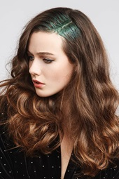 pierrick beringer colourfulhair flash