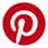 Image of the pinterest logo