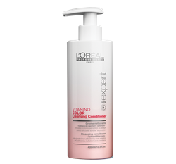 bottle of vitamino color cleansing conditioner