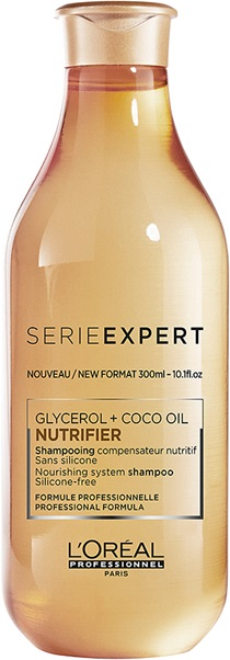Nutrifier Shampoo Bottle