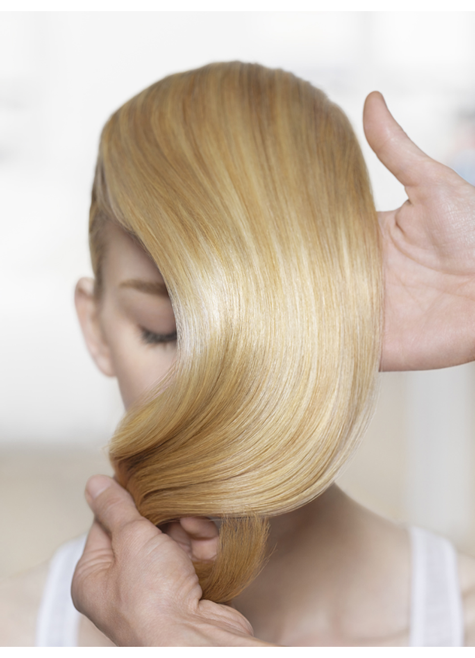Repair Nutrition Profiber Hair Result Image